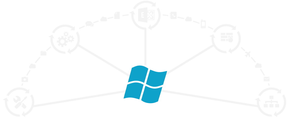 Microsoft Windows Managed Services Provider